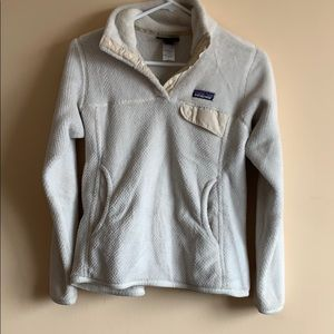 Patagonia re-tool snap T fleece pullover Small